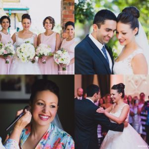 Prahran /South Yarra wedding hair and makeup