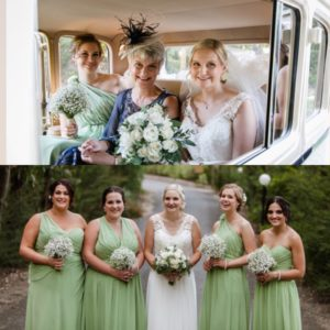 Wedding Hair and Makeup Yarra Valley Estate