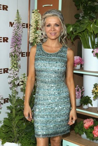 Danielle Spencer Hair and Makeup Melbourne Cup -