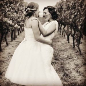 Yarra Valley wedding hair and makeup
