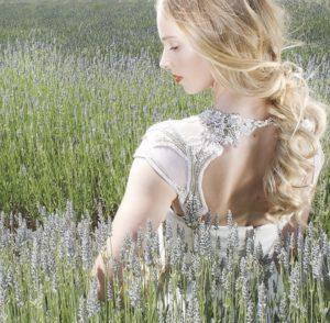 Daylesford bridal hair and makeup