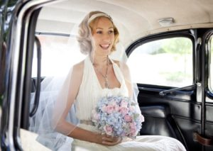 Daylesford bridal hair and makeup