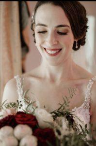 Bridal hair and makeup Yarra Valley