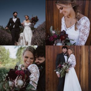 Sault Daylesford bridal hair and makeup