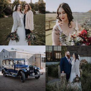 Philip Island bridal hair and makeup
