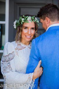 Noosa Heads wedding makeup